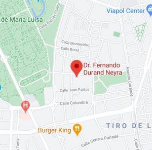 Dr Fernando Durand Neyra