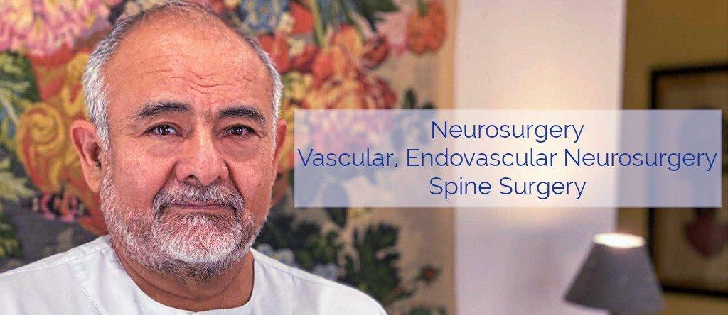 Neurosurgery in Seville Spain - Dr. Fernando Durand Neyra